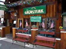 The Grubsteak Restaurant
